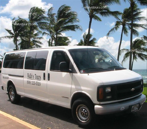 Wally's Tours Hawaii